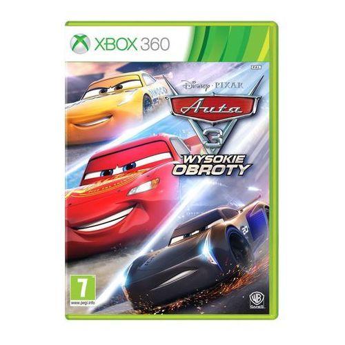 Auta 3 Wysokie obroty (Xbox 360)