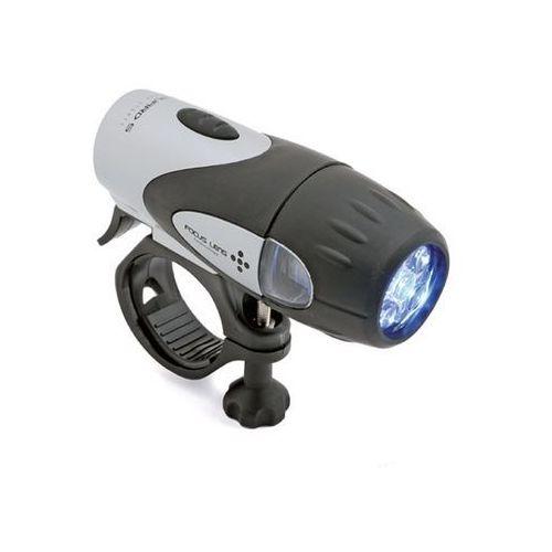 Najlepsze oferty - 12-002206 Lampka przednia Author X-Guard srebrno-czarna