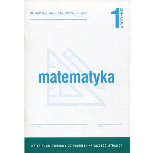 Matematyka 1. Materiały Ćwiczeniowe do Wersji Wieloletniej. Gimnazjum, Operon