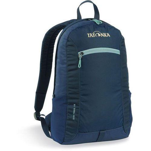 city trail 16 plecak niebieski 2018 plecaki szkolne i turystyczne marki Tatonka