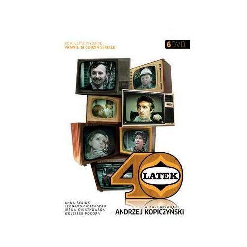 Czterdziestolatek (6dvd) - Zakupy powyżej 60zł dostarczamy gratis, szczegóły w sklepie (7321997120018)