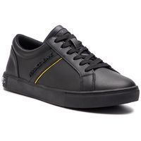 Sneakersy jeans - e0ytbsm2 70928 899, Versace, 40-45