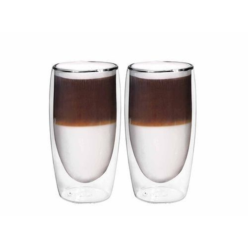 Florentyna Komplet 2 szklankek boral 350ml podwójne ścianki