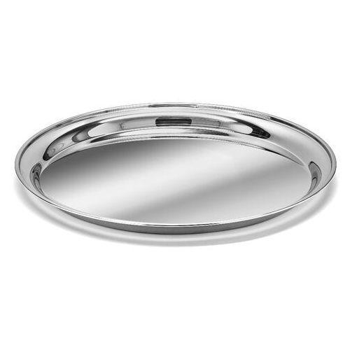 Taca stalowa okrągła śr. 41 cm