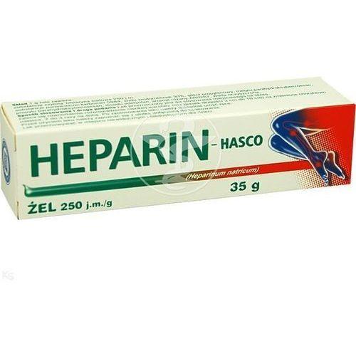 Żel Heparin-Hasco, żel, 35 g