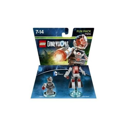 LEGO DIMENSIONS MINI PACK DC CYBORG