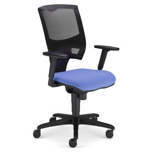 Krzesło obrotowe OFFICER net es r19i - biurowe, fotel biurowy, obrotowy, OFFICER NET ES R19I