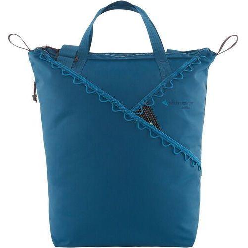 Klättermusen baggi plecak 22l, dark blueberry 2019 torby na zakupy