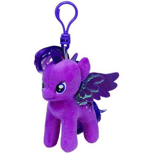 Ty Brelok pluszowy do kluczy twilight sparkle my little pony 11 cm