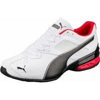 Puma TAZON 6 FM Obuwie treningowe puma white/puma black/puma silver, kolor biały