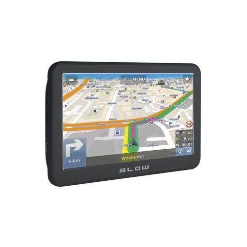 BLOW GPS730 SIROCCO 8GB AUTOMAPA PL 1 ROK - DARMOWA DOSTAWA!!!