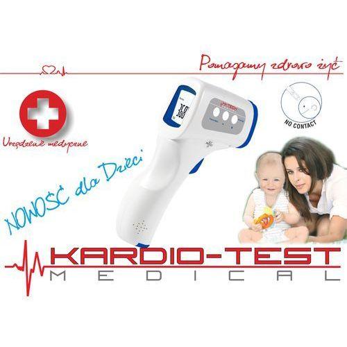 Hi-tech medical kardio-test Termometr bezdotykowy wielofunkcyjny kt-60 pro