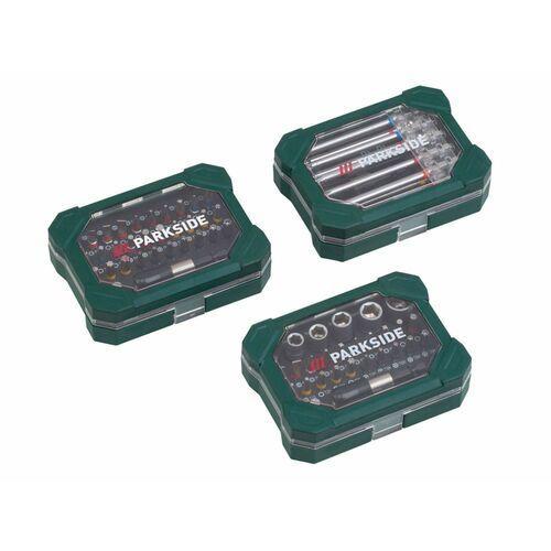 Parkside® zestaw bitów lub bitów i nasadek pbs 3 b