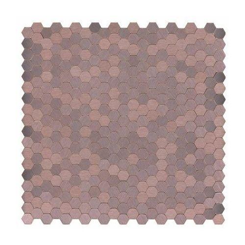 Artens Mozaika tara pink gold hexa 29.8 x 30 (3276007151183)
