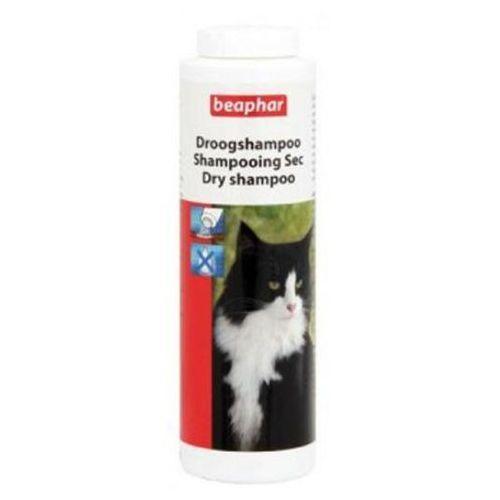 Beaphar  bea grooming powder cat suchy szampon dla kota 150g