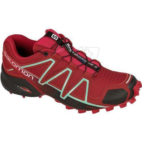 Buty biegowe  speedcross 4 w l39343900 marki Salomon