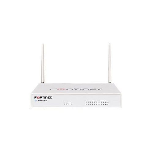 FortiWiFi 61E Hardware + UTM Bundle (24x7 FortiCare + NGFW, AV, Web Filtering and Antispam Services) 1 Yr (FWF-61E-BDL-950-12)