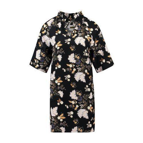 Whistles TIE NECK BELIZE Sukienka letnia black, kolor czarny