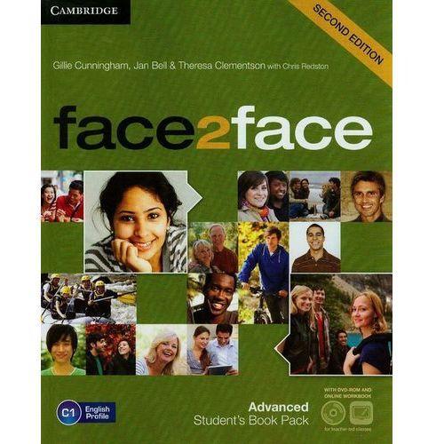 Face2Face Advanced Second Edition. Podręcznik + CD + Ćwiczenia Online, oprawa miękka