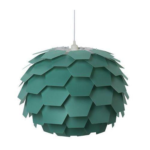 Lampa wisząca zielona SEGRE duża