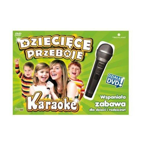 Karaoke Dziecięce Przeboje (PC)
