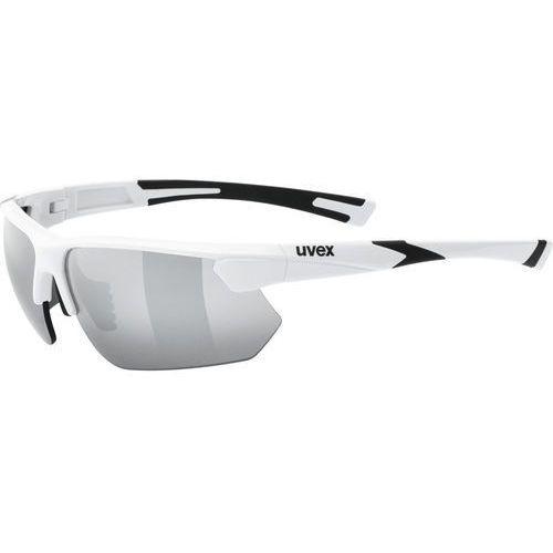 UVEX Sportstyle 221 Okulary rowerowe biały 2019 Okulary sportowe