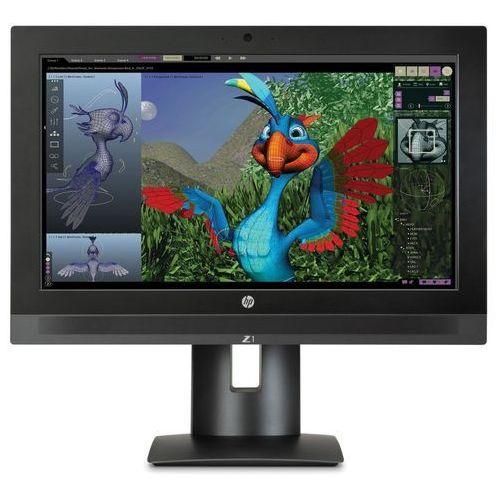 HP Workstation Z1 G3 T4K71EA - Intel Core i7 6700 / 23,6'' 4K UHD / 8 GB / 256 GB / Intel HD Graphics 530 / Windows 10 Pro lub 7 Pro / pakiet usług i wysyłka w cenie, towar z kategorii: Zestawy komputerowe