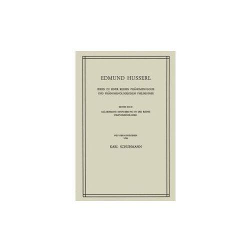 Ideen zu Einer Reinen Phänomenologie und Phänomenologischen Philosophie, 2