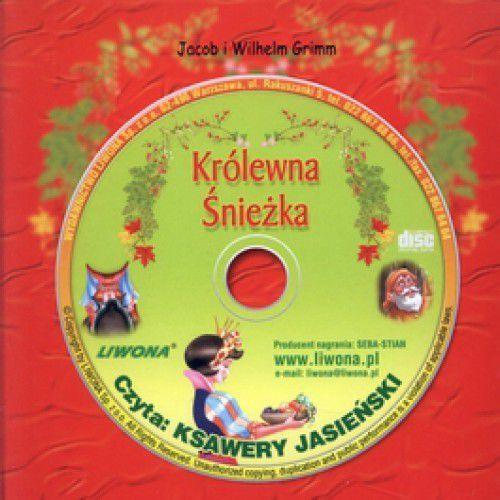 Królewna Śnieżka Słuchowisko Na Płycie Cd (ISBN 9788375701272)