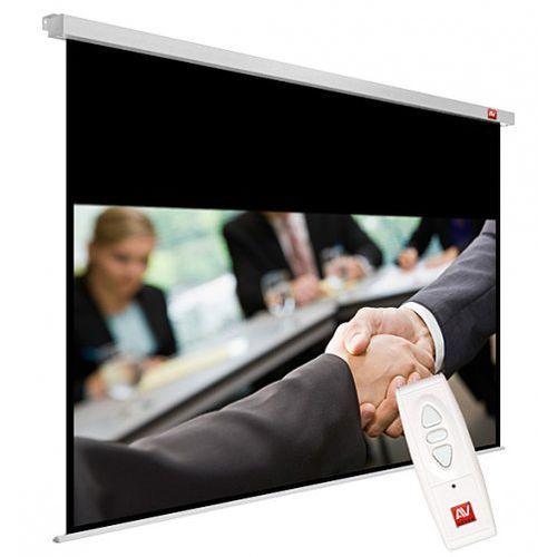 AVTEK Ekran elektryczny Business Electric 200. 16:10. 195 x121.8 cm. powierzchnia biała. matowa - BEZ ZAKŁADANIA KONTA - EKSPRESOWE ZAKUPY! + WYSYLKA GRATIS!