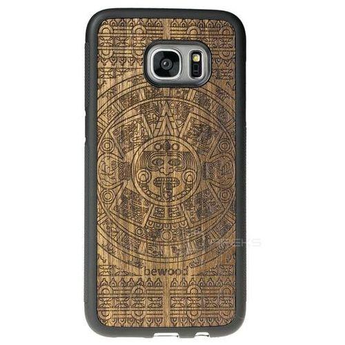 kalendarz aztecki limba etui na telefon samsung galaxy s7 edge - kalendarz aztecki limba marki Bewood