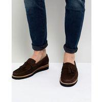 suede tassel loafer - brown marki Dead vintage