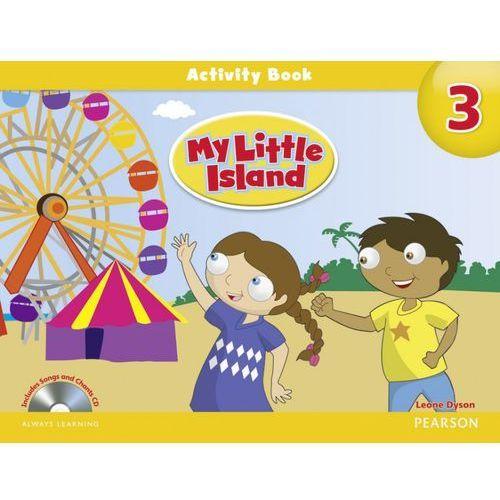 My Little Island 3, Activity Book (zeszyt ćwiczeń) plus Songs and Chants CD, oprawa miękka