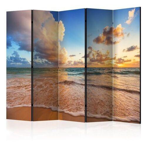 Artgeist Parawan 5-częściowy - poranek nad morzem ii [room dividers]