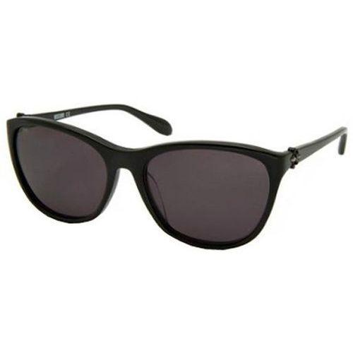 Okulary słoneczne  mo 710 01 marki Moschino