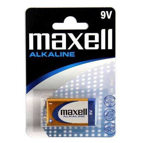 Bateria alkaliczna  9v 6lr61 marki Maxell
