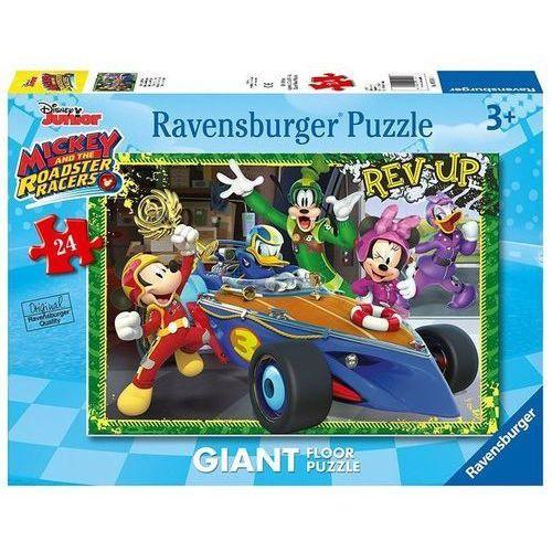 Puzzle 24 elementy Mickey i Raźni Rajdowcy - DARMOWA DOSTAWA OD 199 ZŁ!!!, 5_658021