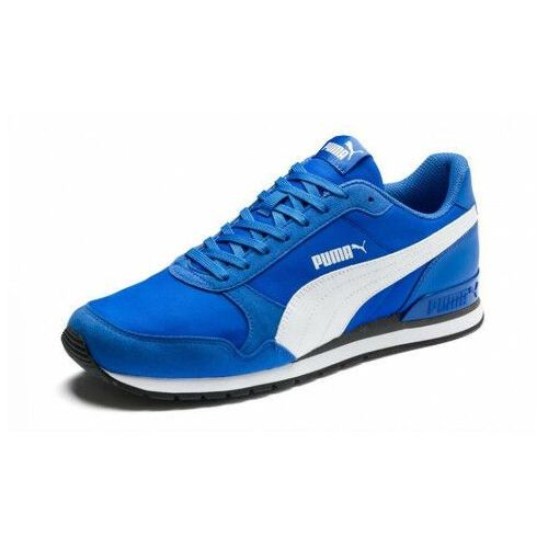 Buty męskie st runner niebieskie marki Puma