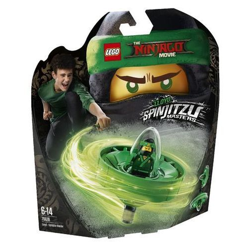 70628 LLOYD — MISTRZ SPINJITZU (Lloyd - Spinjutzu Master) KLOCKI LEGO NINJAGO. Najniższe ceny, najlepsze promocje w sklepach, opinie.