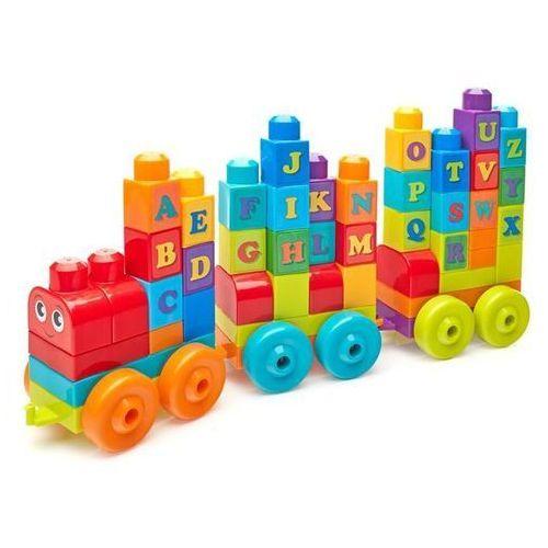 Mega Bloks Pociąg edukacyjny ABC