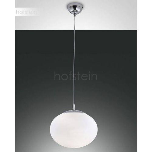 Fabas Luce MELODY lampa wisząca Chrom, 1-punktowy - Nowoczesny - Obszar wewnętrzny - MELODY - Czas dostawy: od 8-12 dni roboczych (8019282060086)