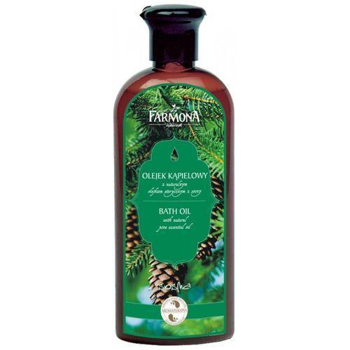 Olejek sosna (odświeżająca kąpiel aromatyczna) 300ml wyprodukowany przez Olejki kąpielowe