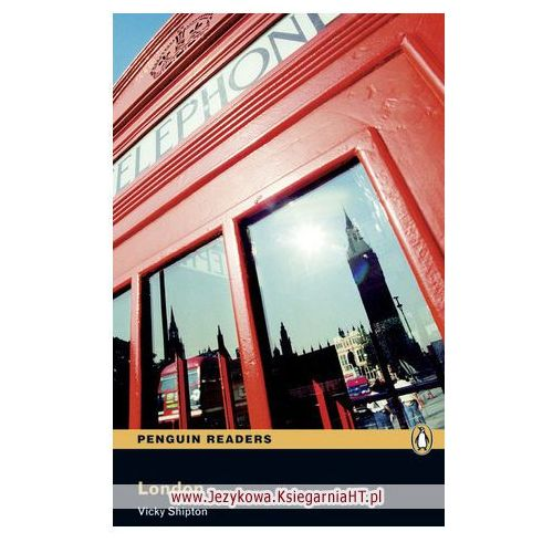 Penguin Readers 2 London Book + MP3