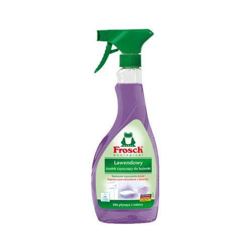 FROSCH 500ml Lawendowy środek czyszczący do łazienki
