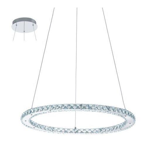 31668 - led lampa wisząca varrazo led/16,8w/230v marki Eglo