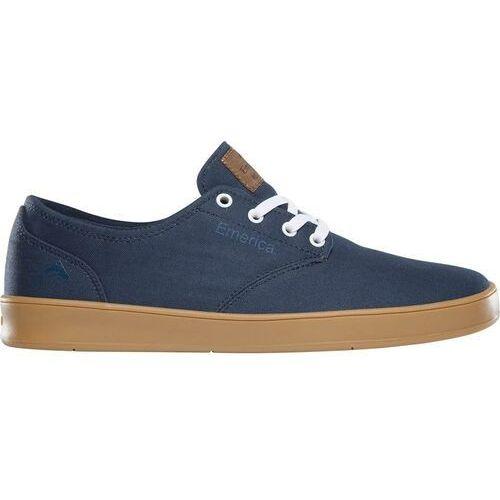 buty EMERICA - The Romero Laced Navy/Gum/White (463) rozmiar: 42, kolor niebieski