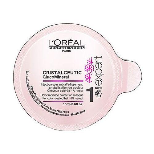 cristalceutic a-ox - maska chroniąca kolor włosów farbowanych 15ml marki Loreal
