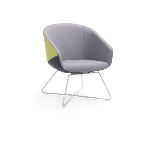 Fotel Bejot OCCO OC 424 w jednym kolorze tkaniny