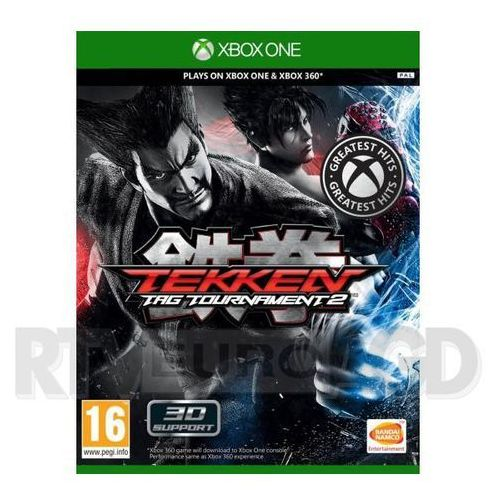 Tekken Tag Tournament 2 Hybrid (Xbox One)