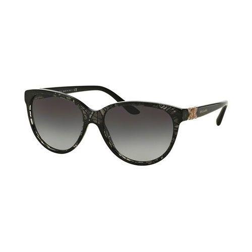 Bvlgari Okulary słoneczne bv8166bf asian fit 53668g